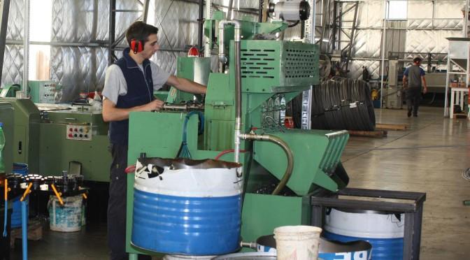 Planta Industrial en San Andrés de Giles - Efepe S.A